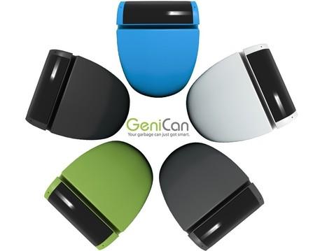 Le mag de la maison intelligente » Genican, un objet intelligent pour faire des économies de temps et d'argent | Hightech, domotique, robotique et objets connectés sur le Net | Scoop.it