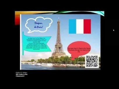 iPad Apps for Education – How to use QR Codes in the Classroom | Following iPad Apps | Engaging Students Using QR Codes! | Scoop.it