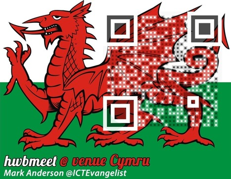 How to embed QR codes in to pictures via @ICTEvangelist | ICT ideas | Scoop.it