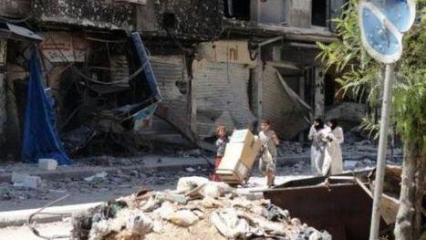 SYRIE: Cinq pays arabes d'accord pour lutter contre les djihadistes ' Histoire de la Fin de la Croissance ' Scoop.it
