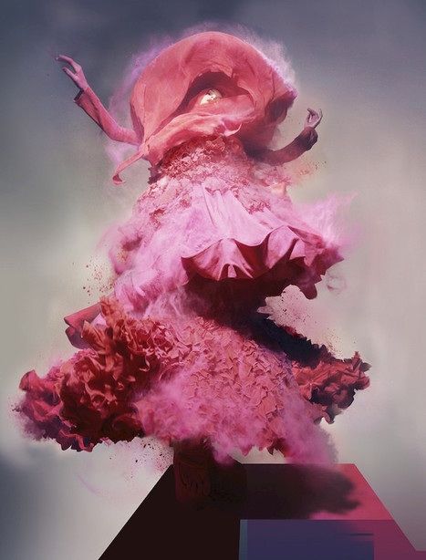 Movers and image-makers: a masterclass in fashion photography from Nick Knight   Studio Art and Art History   Scoop.it