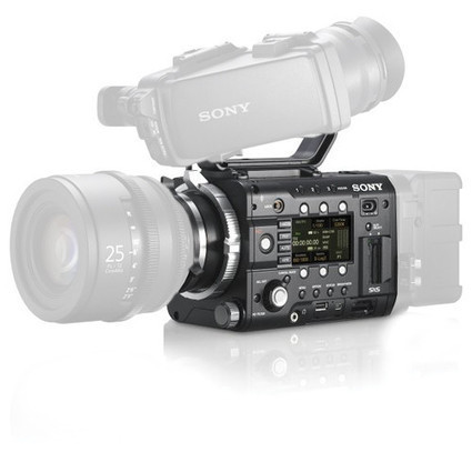 Sony's Game Changing PMW-F55 | Sony Professional | Scoop.it