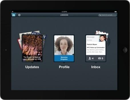 You'll never believe how LinkedIn built its new iPad app | Binterest | Scoop.it