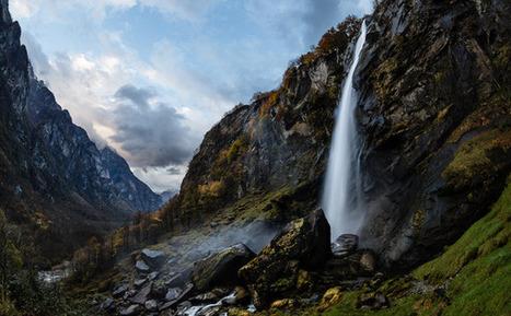 The Waterfall in Fall by Stefano Sala   Arizona Water Education   Scoop.it