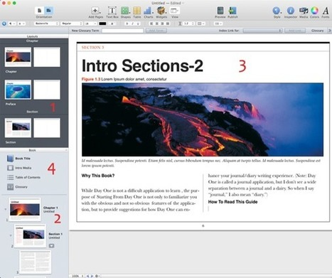 How To Write and Publish Your First iBook Using iBooks Author | Digital Textbooks K12 | Scoop.it