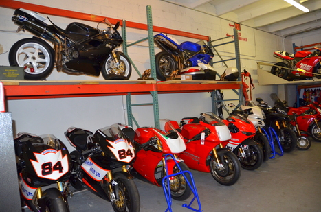 Ductalk | Vicki's View | Photo Gallery | Moto Corse Performance | Ductalk Ducati News | Scoop.it