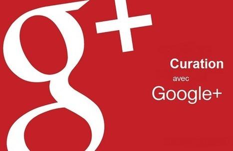 Comment mettre en place une stratégie de curation avec Google+ ? | Curation de contenus | Scoop.it