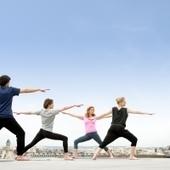Besoin d'un break yoga sur les toits de Paris ? | Paris Secret et Insolite | Scoop.it