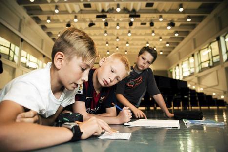Miten pojat menestyisivät koulussa? Oppilaat ja asiantuntijat kertovat | Kirjastoista, oppimisesta ja oppimisen ympäristöistä | Scoop.it