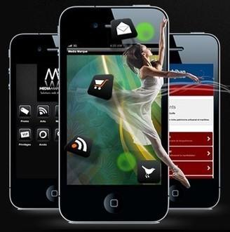 Média Marque imagine le site mobile tout-en-un | mlearn | Scoop.it