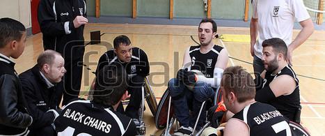 Focale.info | Photos | Rugby Fauteuil : poule retour de Nationale 2 avec les Black Chairs | focaleLive | Scoop.it