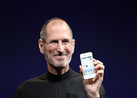 10 inspirational Steve Jobs quotes - NDTV | Top 10 Lists | Scoop.it