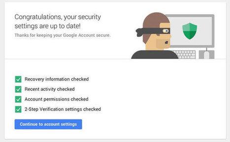 Voici comment vous assurer que votre compte Gmail est aussi sécurisé que possible | Veille Réseaux sociaux | Scoop.it