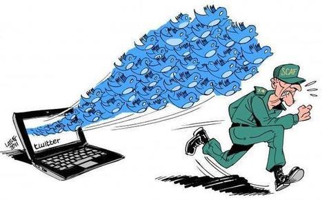 Ojo con lo que tuiteas: la convocatoria de una manifestación puede costarte 600.000 euros | Uso inteligente de las herramientas TIC | Scoop.it