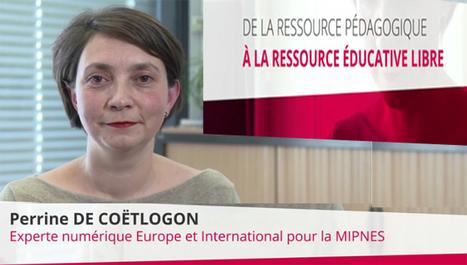 De la ressource pédagogique à la ressource éducative libre @sup_numerique | CaféAnimé | Scoop.it