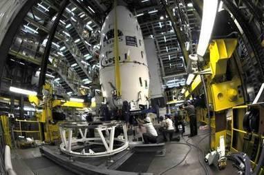 Actualité > La nouvelle fusée Vega prête au lancement en Guyane | Sciences & Technology | Scoop.it