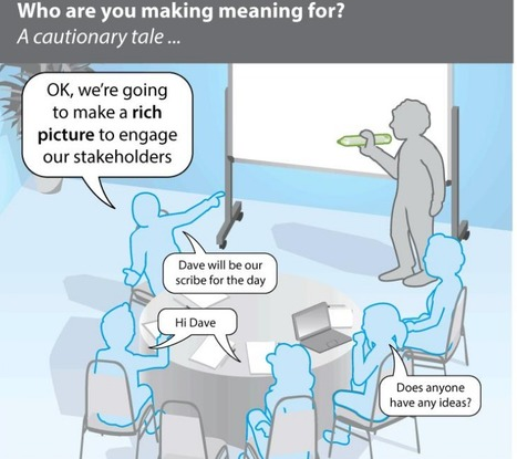 The use and misuse of metaphors in organisations | Graphic Coaching | Scoop.it