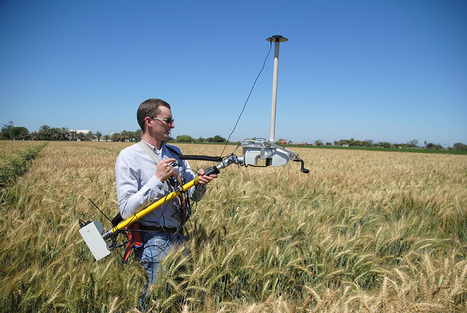 How AR technology can help farmers stay relevant | Robohub | Heron | Scoop.it