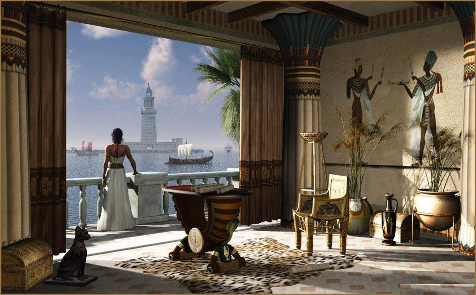 Archaelogy Living Room