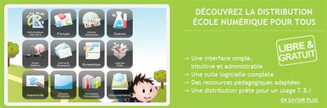 Distribution école numérique pour tous libre & gratuit | | From Research to Education and vice versa | Scoop.it