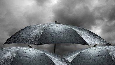 Smart umbrellas 'collect rain data'   Skylarkers   Scoop.it