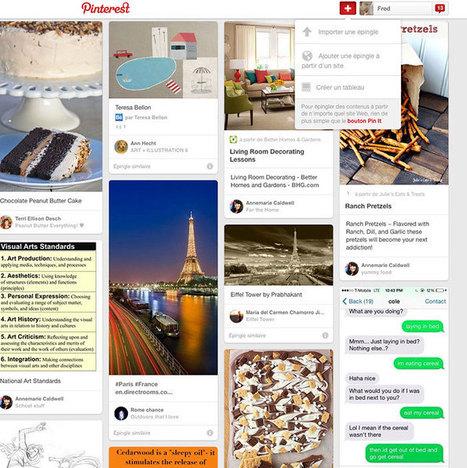 10 choses que vous ignorez (peut-être) sur Pinterest   DKOmedia   Scoop.it