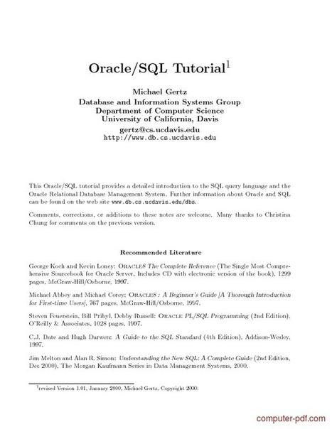 Computer PDF tutorials | Scoop it
