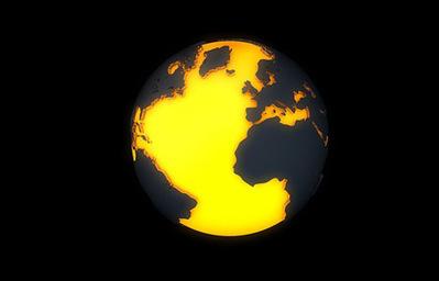 Globes terrestre 3D en 5 versions | 3D Library | Scoop.it
