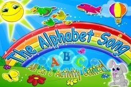 Top 5 Interactive iPad Apps to Teach Your Kids Alphabets and Numbers « Literacy Help « Articles « Literacy News | Literacy Help | iPads, MakerEd and More  in Education | Scoop.it