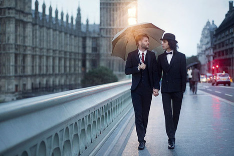 Beautiful Gay Couples Photographed Around The World By Braden Summers | ART  | Conceptual Photography & Fine Art | Scoop.it