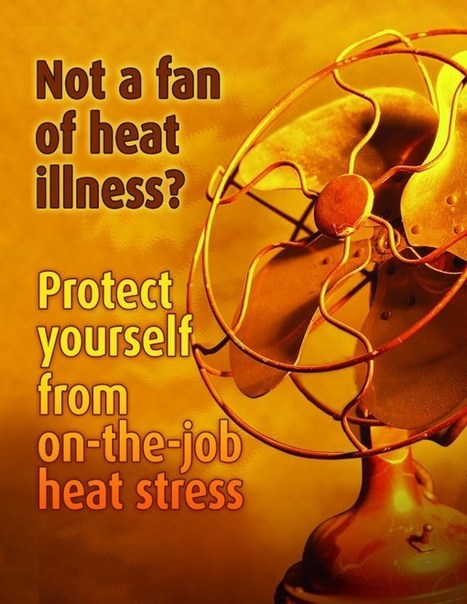 heat stress in the work place