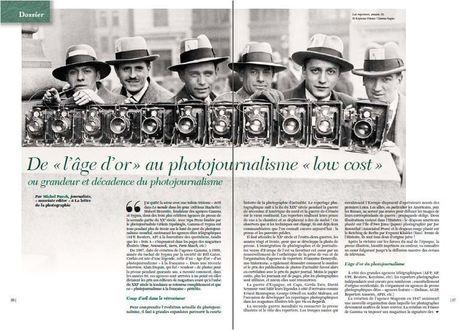 De « l'âge d'or » au photojournalisme « low cost »   Explore & document the World   Scoop.it