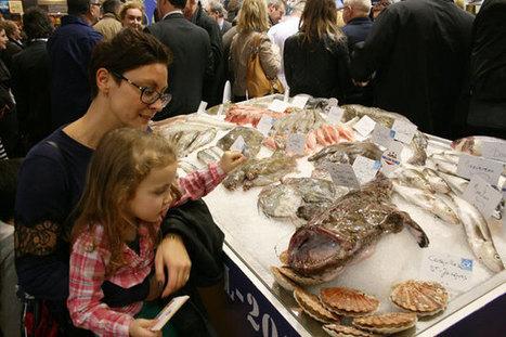 La filière boulonnaise affichait ses produits et savoir-faire au Salon de l'agriculture et de la pêche | Tourisme Boulogne-sur-Mer | Scoop.it