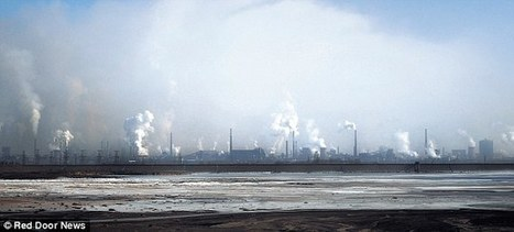 In China, the true cost of Britain's clean, green wind power experiment: Pollution on a disastrous scale | Yan's Earth | Scoop.it