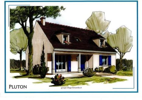 Maison 5 pièces Pluton à Orgeval (78630) - 415320€ | Maison individuelle | Scoop.it