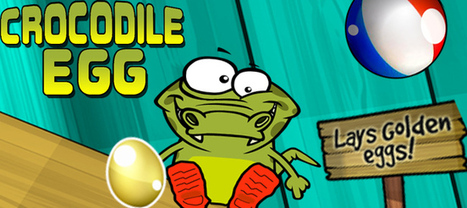 Buy Crocodile Egg Full Games For iOS | Chupamobile.com | Mobile App Development | Scoop.it