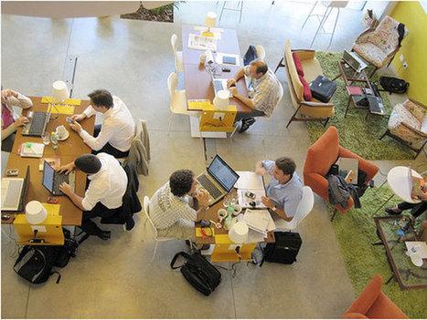 Les espaces de COWORKING utilisent les monnaies alternatives pour développer la communauté | Machines Pensantes | Scoop.it