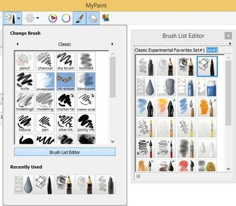 Δωρεάν Πρόγραμμα Ζωγραφικής - Βρείτε το Καλύτερο για Εσάς | PCsteps.gr | Informatics Technology in Education | Scoop.it