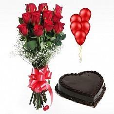 Birthday Gift Delivery Online Flower In Delhi