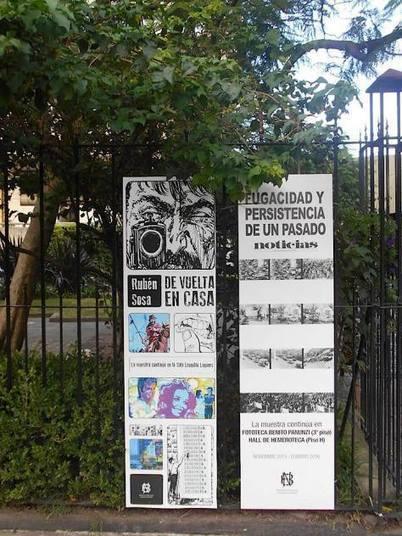 La ville de Buenos Aires honore Rubén Sosa   Bande dessinée et illustrations   Scoop.it