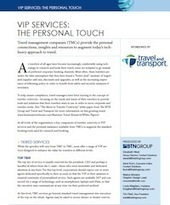 VIP Services: The Personal Touch   White Papers   Scoop.it
