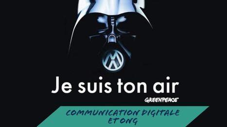 Communication digitale et ONG : Le cas Greenpeace | CommunityManagementActus | Scoop.it