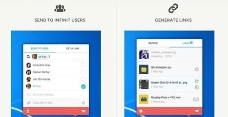 Infinit, software gratuito para enviar archivos de gran tamaño | De las TIZAS a las TICas | Scoop.it