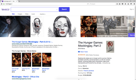 Yahoo Search Gets Overhaul on Firefox - WebProNews | SearchTools | Scoop.it