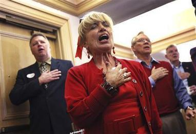Mich. Lawmaker Fights to Keep 'Under God' in Pledge of Allegiance Forever | Troy West's Radio Show Prep | Scoop.it