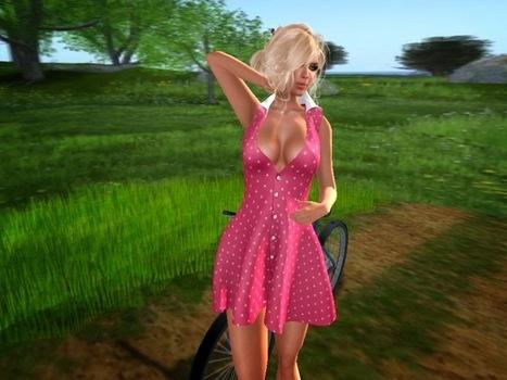 El camino en bicicleta | 亗 Second Life Freebies Addiction & More 亗 | Scoop.it