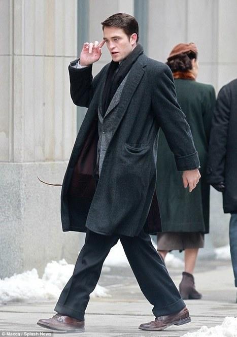 "Robert Pattinson on Toronto movie set of ""Life"" | 'Cosmopolis' - 'Maps to the Stars' | Scoop.it"