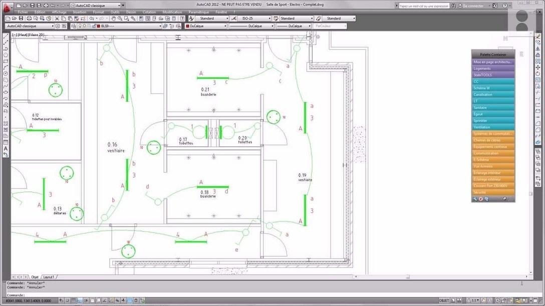 dessiner un schma lectrique a - Realiser Schema Electrique Maison