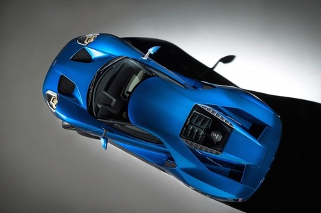 Ford's GT supercar will have a Gorilla Glass windshield, just like your phone | Cultura de massa no Século XXI (Mass Culture in the XXI Century) | Scoop.it