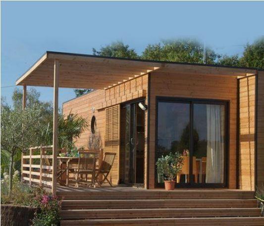 Maison modulaire bois maison modulable for Maisons modulaires bois